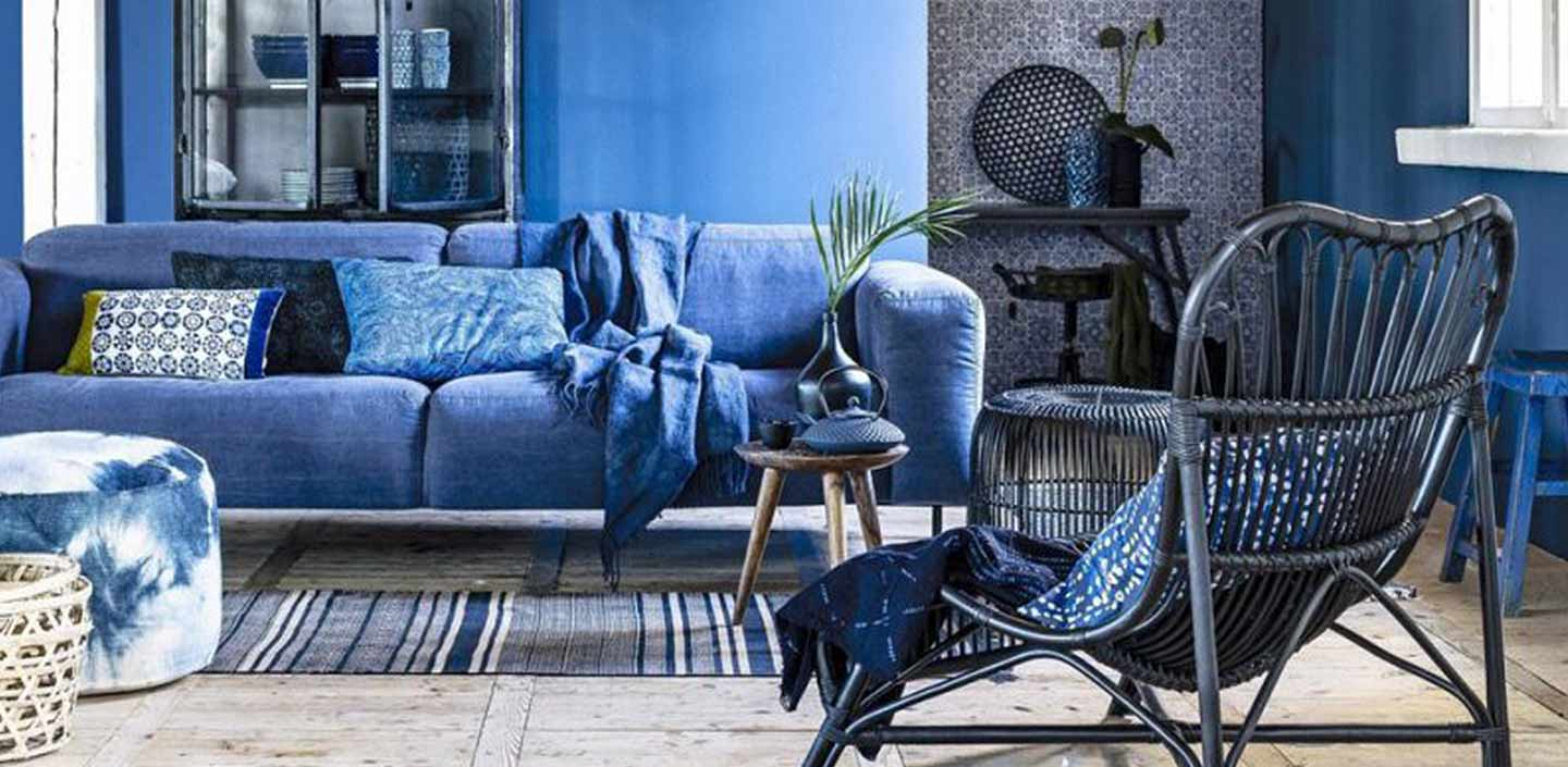 'Classic Blue' is the colour of 2020, according to Pantone....